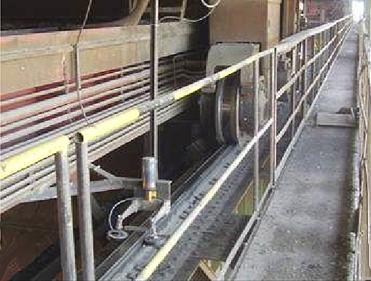 Решения для смазки рельс мостовых кранов на основе Memolub